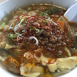 ラ・フルール - ガタタン担々麺