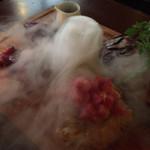 yakeiitarianandonikubaruji-bi- - GB肉ミスト/1~2人前 2,480円(ドライアイス フーフー前)