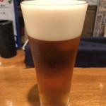 酒彩厨房 玄 - よなよなエール 生ビール