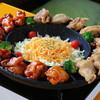 コリアンキッチン 3匹の子ぶた - 料理写真:UFOチキン
