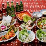 ベトナム料理 ふぉーの店 - コース料理