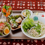 ベトナム料理 ふぉーの店 - レディースセット