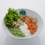 ベトナム料理 ふぉーの店 - 冷製!三色のヘルシーふぉー