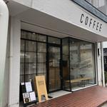 BENCH COFFEE STAND - 外観