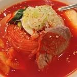 112191248 - 望岡冷麺・辛さ特辛