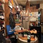 ワイン食堂 久 -