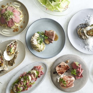 【7/16~8/18】牡蠣と肉フェス開催