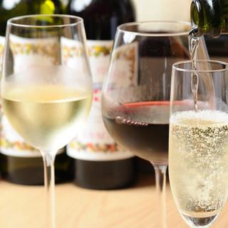 希少なスイス産ワインを楽しめる、数少ないお店