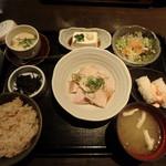 銀座 竹の庵 - 日替りランチプレート 限定20食!¥1,100
