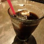 銀座 竹の庵 - アイスコーヒー