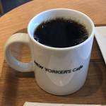 NEW YORKER'S Cafe - ブレンドコーヒーMサイズ