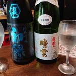 地酒蔵大阪 - 日本酒