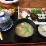 やま六鮨 - 料理写真:♢鮨ランチ