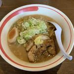 麺部屋 綱取物語 - 味噌
