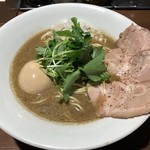 112201513 - 【2019.7.18】濃厚烏賊煮干(醤油)煮卵入り 880円