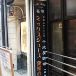 112202151 - ミックスジュース発祥のお店です!