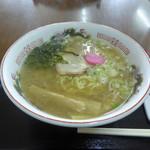 最北端 - ◆塩ラーメン(700円)_2019-07-06