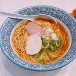 麵屋カモメ亭 - 醤油ラーメン