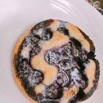 Boulangerie K YOKOYAMA  - ガレットブルーベリー