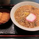 小諸そば - 料理写真:朝定食 350円。