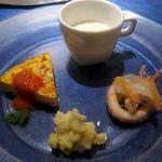 トラットリア・イル・グラディーノ - おすすめ前菜