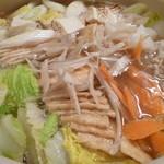 川﨑 - 野菜がまた旨いのよね