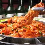 Korean Dining ハラペコ食堂 - メウンカルビチム