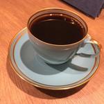 カフェ ロストロ - エチオピアのブラックコーヒー