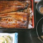 ふく亭 - 料理写真:うな重