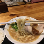 まる福 - 麺リフト