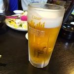 居酒屋 大将 - 生ビール