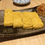 蕎麦切り 爾今 - 玉子焼き