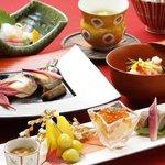 清水 - 季節の特別会席¥10,000(イメージ画像)