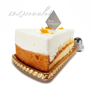 コンクワート - 料理写真:マイヤーレモンフロマージュ的なケーキ