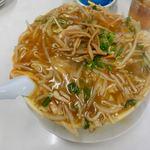 ひろし食堂 - 料理写真:スタミナ麺 700円