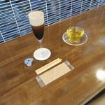 カフェダイニングBOND - アイスコーヒー&リラックスハーブティー