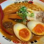 國丸 - 北海道百年 味玉味噌ラーメン