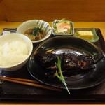 たけ美 - 黒メバル煮付け定食1,200円