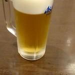 112242523 - 生ビール  450円