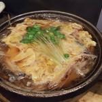 あすか亭 - 柳川鍋