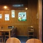山本屋食堂 - ウッディです