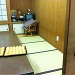 山本屋食堂 - 襖のある座敷もあり
