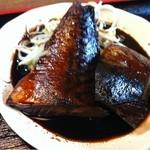 山本屋食堂 - 鯖煮付け400円