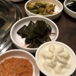 Wine:Korean sampa -