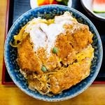 やなぎ食堂 - カツ丼 600円