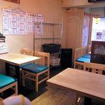 沖縄大衆酒場 島人 - 店内の様子