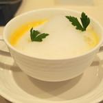 レストラン 拓 - スープ