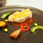 レストラン 拓 - お肉料理