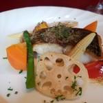 ビストロ猫 - お魚料理