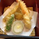 112261671 - 食べやすい天ぷら